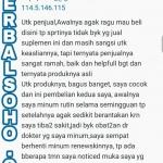 Testimoni Ibu Daysi (Jakarta)
